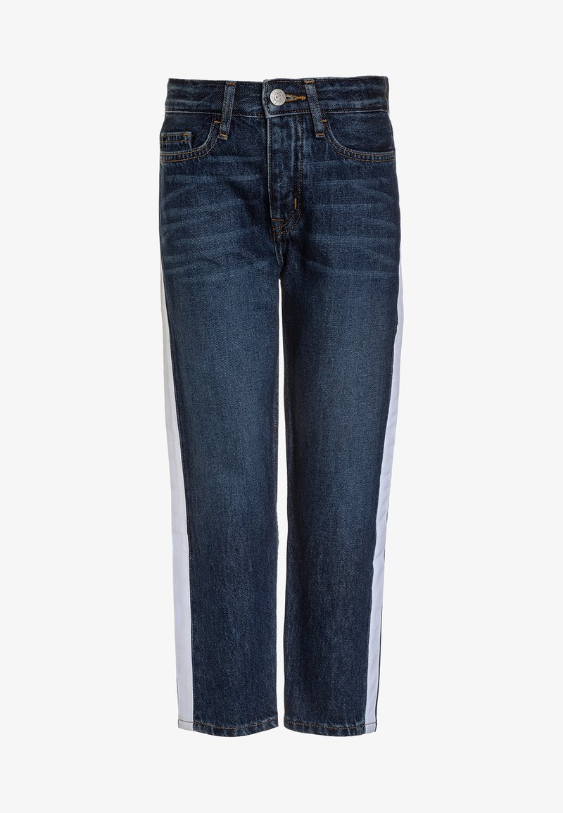 Calvin Klein Jeans - BOYFRIEND - Jeansy Relaxed Fit - izon mid blue rigid