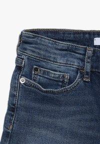 Calvin Klein Jeans - SLIM SHORT  - Denim shorts - denim - 4