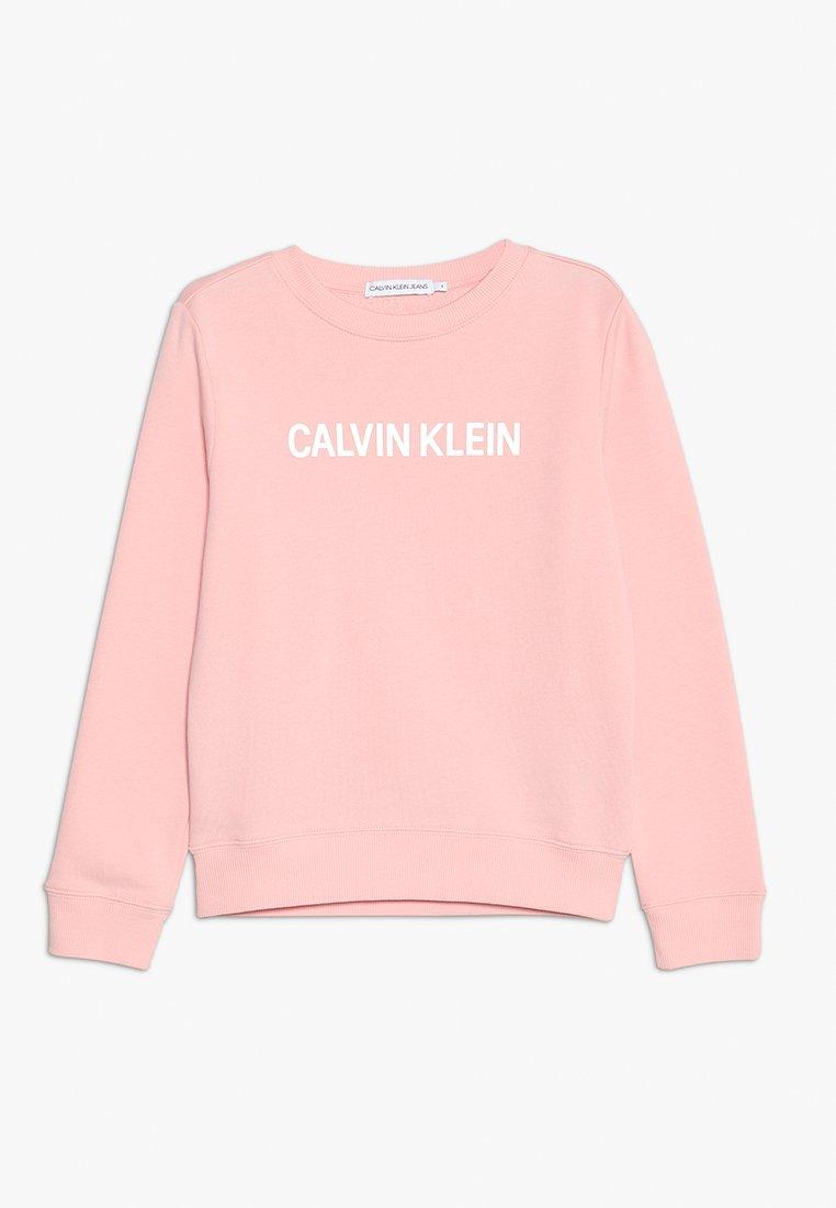 Calvin Klein Jeans - LOGO - Sweatshirt - pink