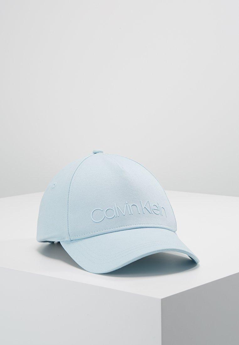 Calvin Klein - CALVIN KLEIN CAP - Czapka z daszkiem - blue