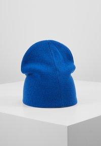 Calvin Klein - CLASSIC BEANIE - Muts - blue - 2