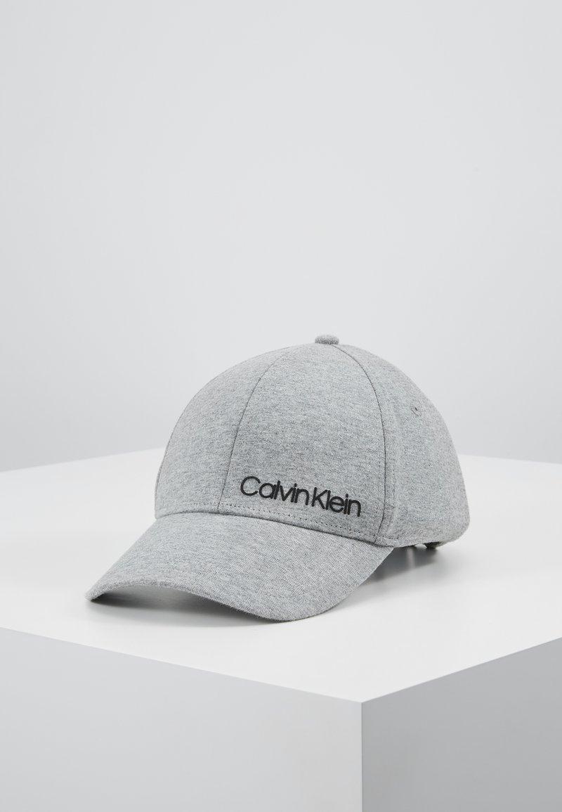 Calvin Klein - SIDE LOGO BASEBALL - Cap - grey