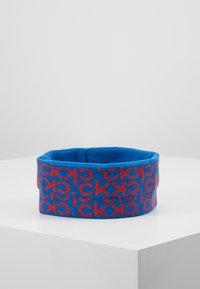 Calvin Klein - INDUSTRIAL MONO HEADBAND - Oorwarmers - blue - 3