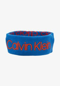 Calvin Klein - INDUSTRIAL MONO HEADBAND - Öronvärmare - blue - 4