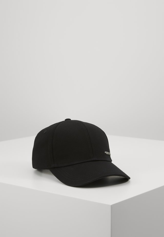 METAL LETTER - Cap - black