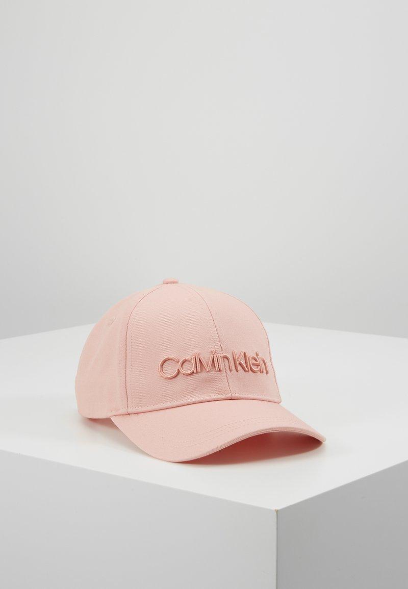 Calvin Klein - EMBROIDERY LOGO - Cap - pink
