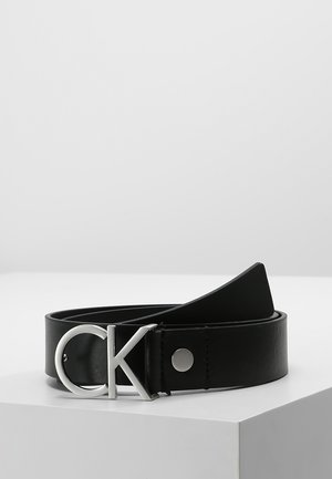 LOGO BELT - Riem - black