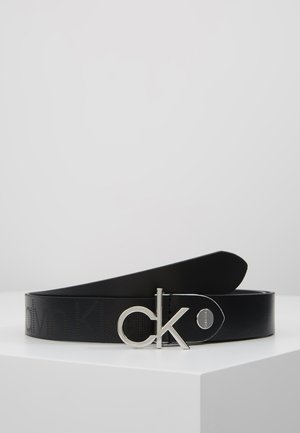 LOW BELT - Pasek - black