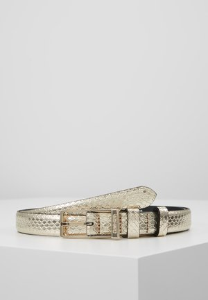 WINGED BELT - Riem - beige