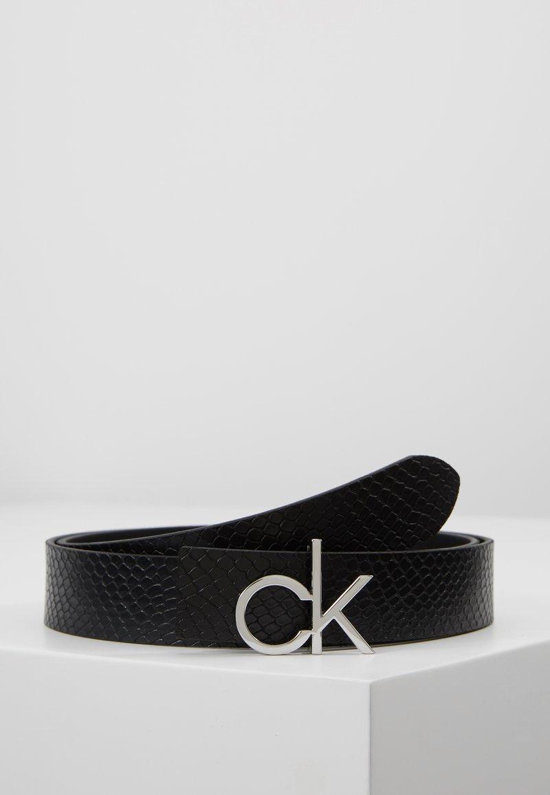 Calvin Klein - LOW BELT GIFTPACK - Belte - black