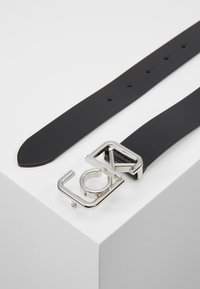 Calvin Klein - SIGNATURE BELT - Belt - black - 2
