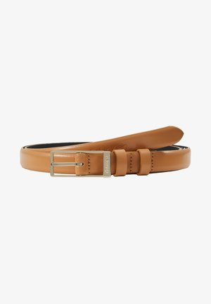 WINGED BELT - Skärp - brown