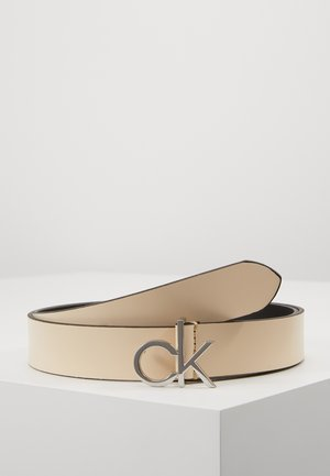 RE LOCK LOW  FIXED - Ceinture - off-white