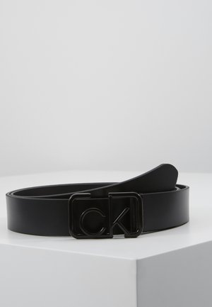 SIGNATURE 3CM BELT - Pásek - black