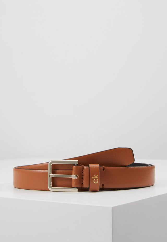 ESSENTIAL BELT - Gürtel - brown