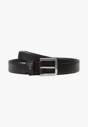 ESSENTIAL BELT - Cintura - black