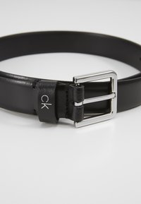 Calvin Klein - ESSENTIAL BELT - Belt - black - 4