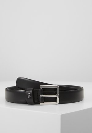 ESSENTIAL BELT - Pasek - black
