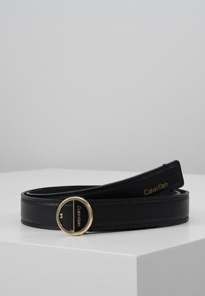 HOOP BELT - Belt - black