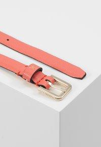 Calvin Klein - ESSENTIAL BELT - Belt - red - 3