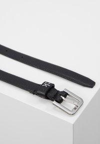 Calvin Klein - ESSENTIAL BELT - Cintura - black - 1