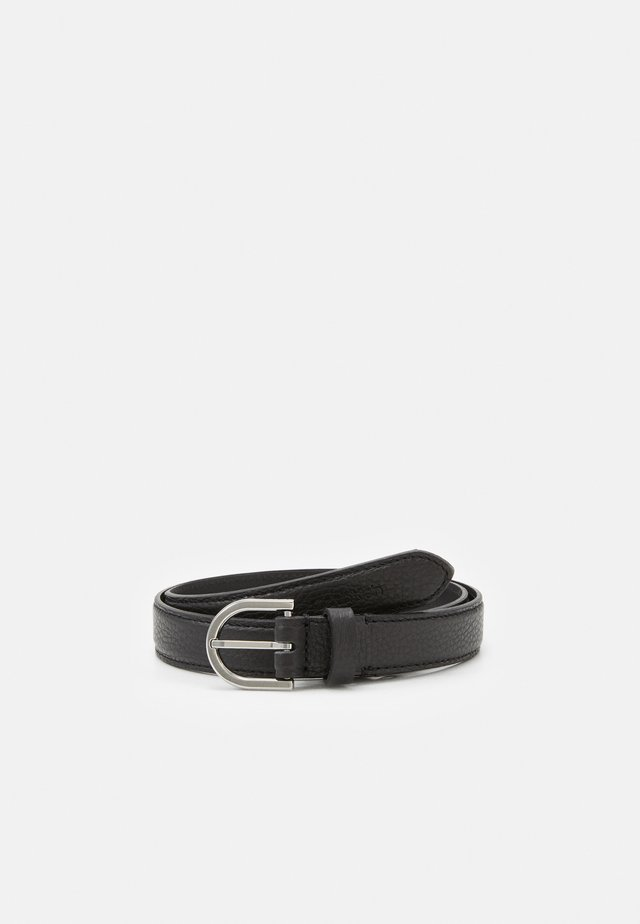 EVERYDAY FIX BELT  - Bælter - black