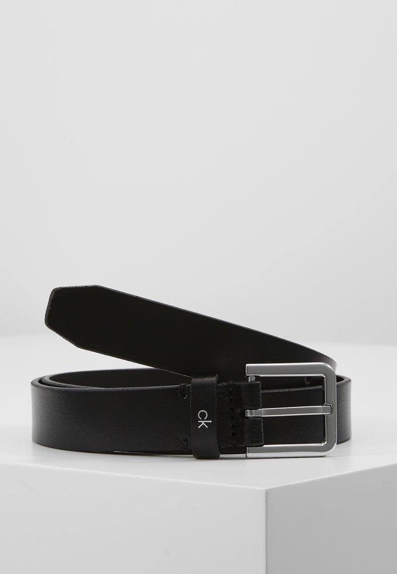 Calvin Klein - MUST FIX BELT - Cintura - black