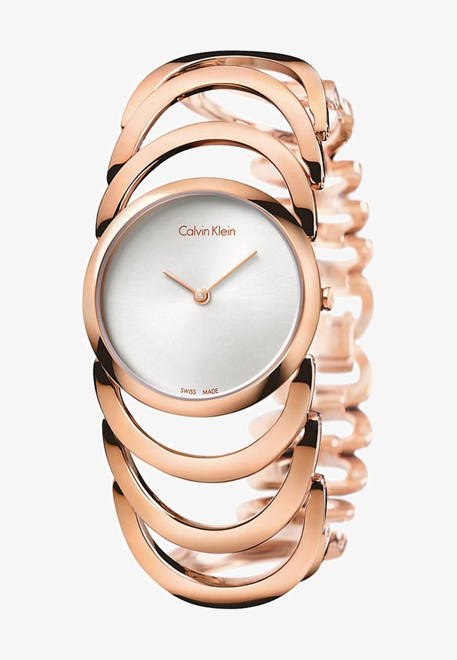 BODY  - Uhr - rosegold-coloured/silver-coloured