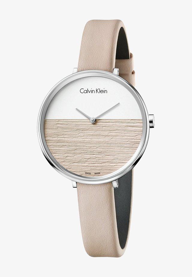 RISE - Watch - beige