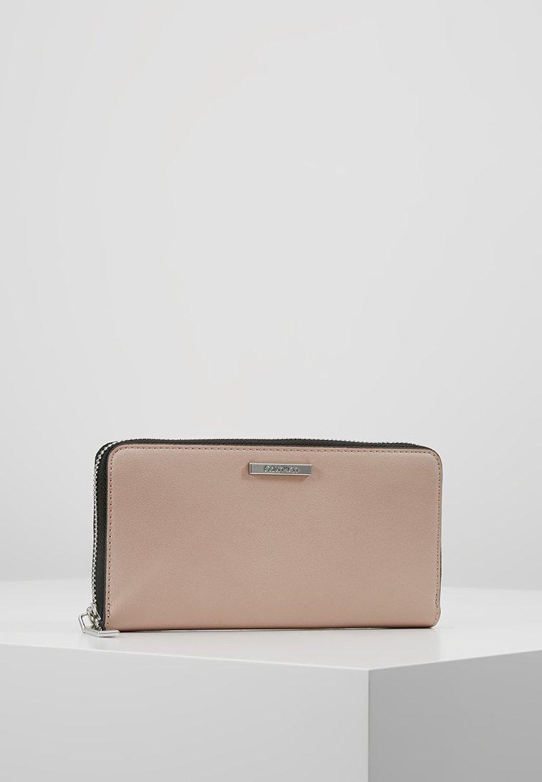 Calvin Klein - EXTENDED ZIPAROUND - Portefeuille - pink