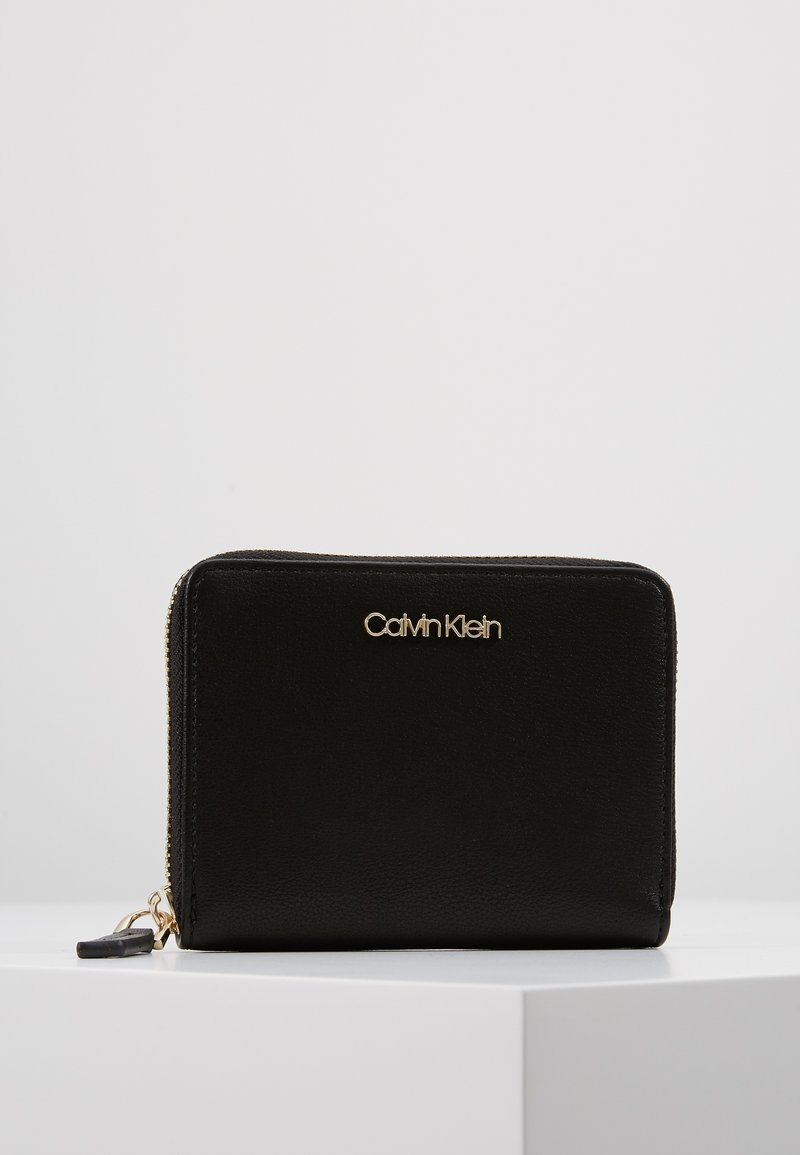 Calvin Klein - ASSORTED WALLET - Portemonnee - black