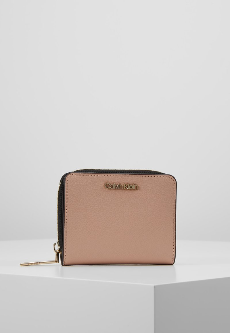 Calvin Klein - ENFOLD ZIP - Wallet - pink