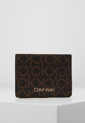 MONO CARDHOLDER - Wallet - brown