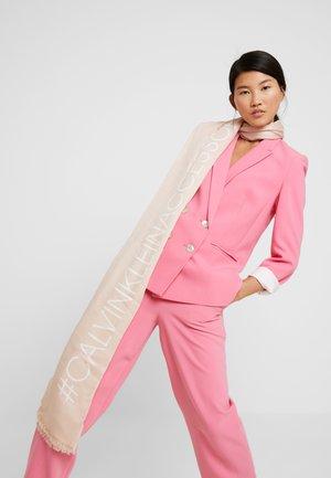 BIND SCARF - Szal - pink