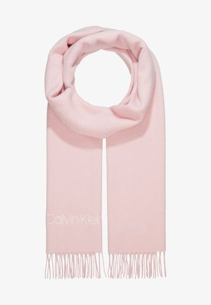 CLASSIC SCARF - Sjaal - pink
