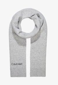 Calvin Klein - BOILED SCARF  - Halsduk - grey - 1