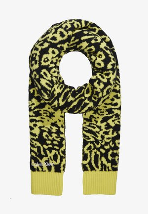 SCARF - Schal - yellow