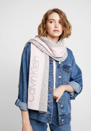 INDUSTRIAL MONO SCARF - Sjaal - pink