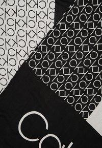Calvin Klein - SCARF - Sjal - black - 2
