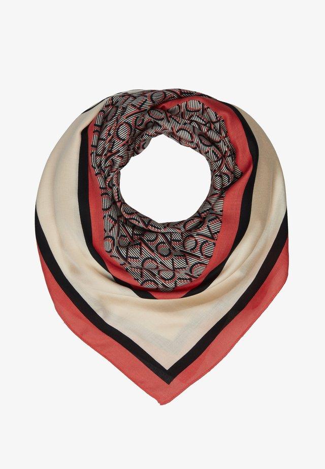 MONO SCARF - Tørklæde / Halstørklæder - red