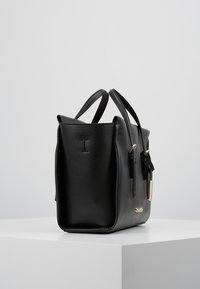 Calvin Klein - AVANT SMALL TOTE - Handbag - black - 3