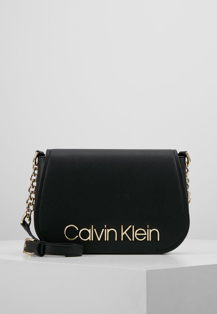 Calvin Klein - DRESSED UP XBODY - Umhängetasche - black