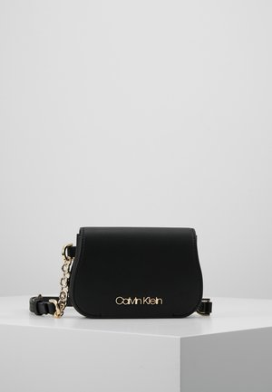 DRESSED UP BELTBAG - Bum bag - black