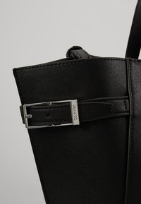Calvin Klein - EXTENDED TOTE - Tote bag - black - 8