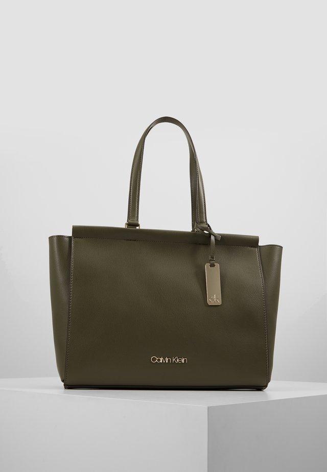ENFOLD - Handtasche - green