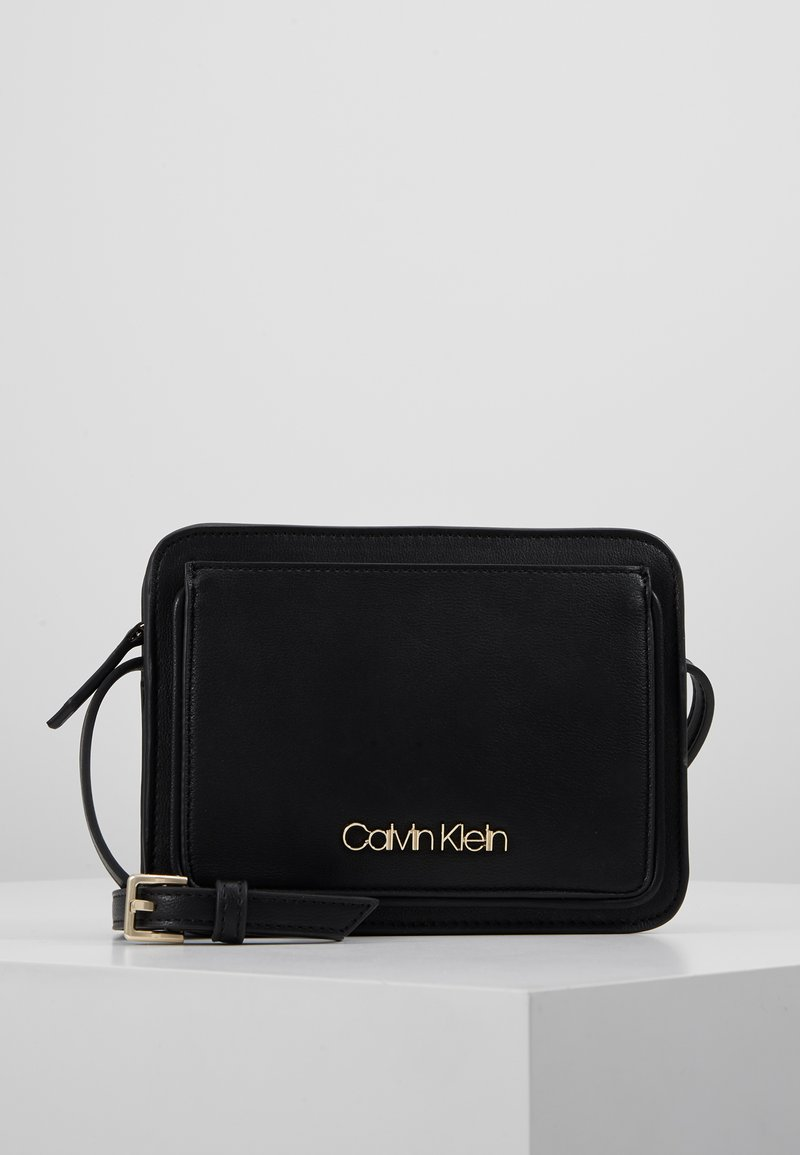 Calvin Klein - ASSORTED XBODY - Bandolera - black