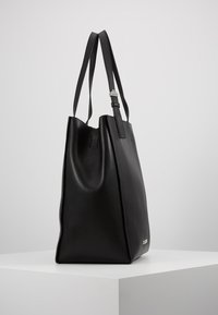 Calvin Klein - MELLOW TOTE - Handtasche - black - 3