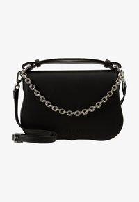 Calvin Klein - AMERICANA SHOULDER - Handtas - black - 5