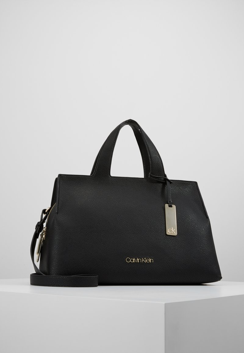 Calvin Klein - NEAT - Handbag - black