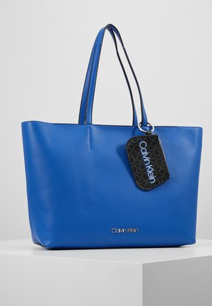 MUST SHOPPER SET - Handtas - blue